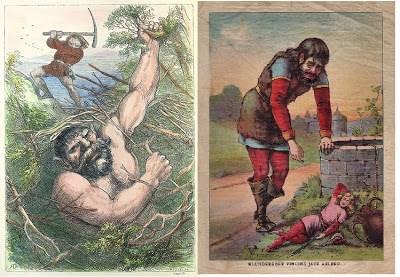 'Jack the Giant Killer'