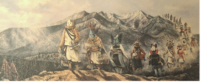 The Hopi Kachina Cult