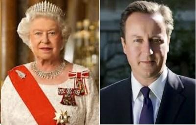 Pedophilia Warrants Issued for Queen, UK PM