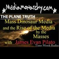 @TimeMonkRadio: James Evan Pilato on Mass Dinosaur Media