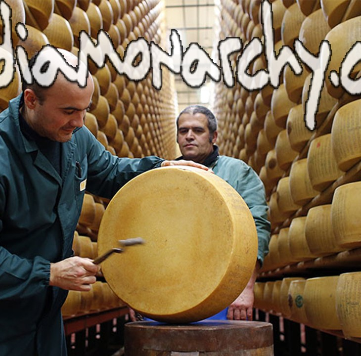 #GoodNewsNextWeek: Parmesan Cheese Is As Good As Gold (Video)