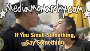 If You Smell Something, Say Something