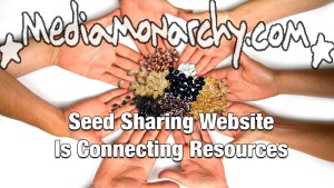 #GoodNewsNextWeek: Seed Sharing Website Is Connecting Resources (Video)