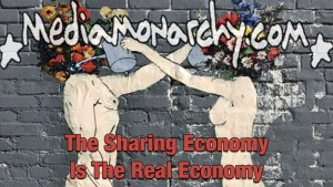 #GoodNewsNextWeek: The Sharing Economy Is The Real Economy (Video)