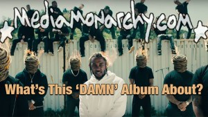 What's This 'DAMN' Album About?
