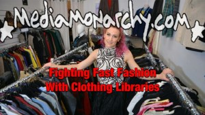 #GoodNewsNextWeek: Fighting Fast Fashion With Clothing Libraries (Video)