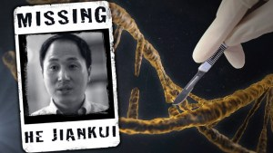 #NewWorldNextWeek: Missing Scientist, DNA Database, Poo Prints (Audio)