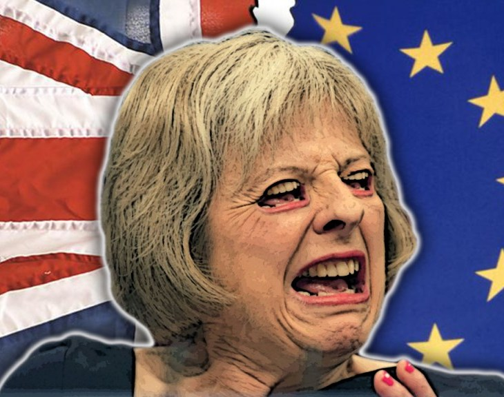 #NewWorldNextWeek: The Controlled Demolition of Brexit (Video)