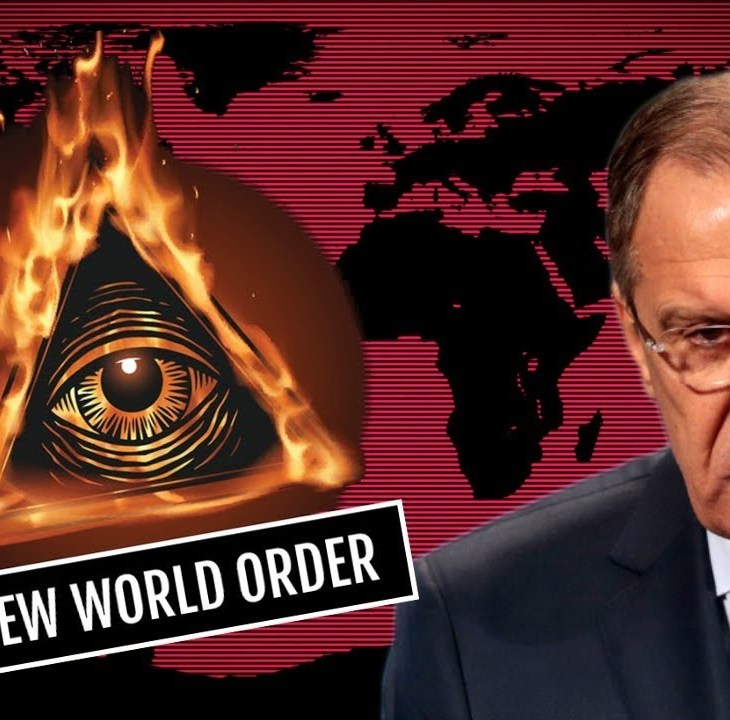 #NewWorldNextWeek: Russia Hails the New World Order (Video)