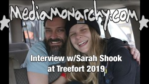 Interview w/Sarah Shook at Treefort 2019 (Video)