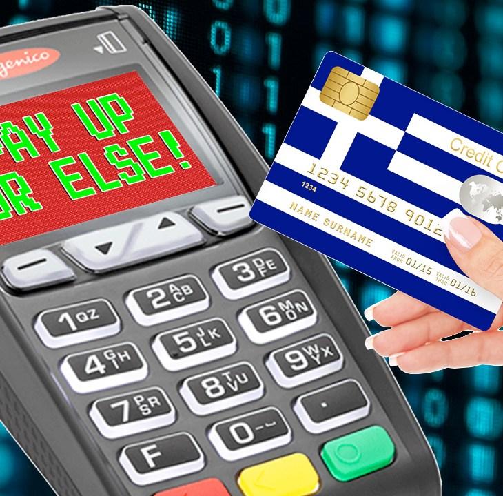#NewWorldNextWeek: Greece Mandates Electronic Payments (Video)