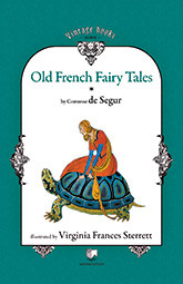Coperta cărţii Old French Fairy Tales, primul volum