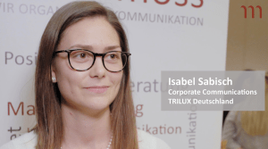 Isabel Sabisch Trilux Newsroom Expertin Mediamoss