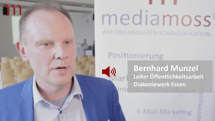 Bernhard Munzel Experte Newsroom Mediamoss
