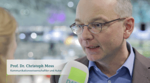 Christoph Moss Mediamoss Newsroom Datev Interview