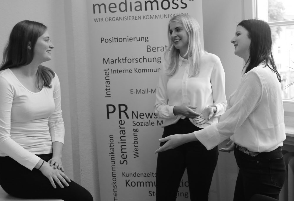 Mediamoss Newsroom Agentur Team Social Media