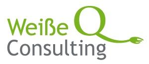 Weiße Q Consulting Logo Mediamoss Newsroom