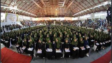 """كوردستان.. تتويج 1357 فتاة بـ""""التاج الذهبي"""" تكريماً لارتدائهن الحجاب"""