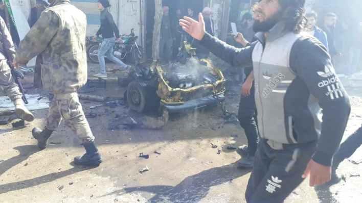 مفخخة في الراعي شرقي حلب