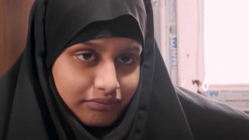 لندن ترفض عودة عروس داعش إلى بلادها