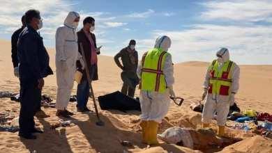 حادث مأساوي للغاية.. وفاة عائلة سوانية وسط الصحراء