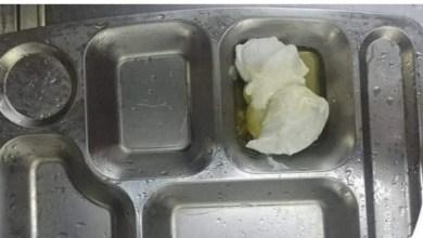 ضجة عارمة.. ملعقة لبنة وجبة عشاء لأطباء في مشفى تشرين الجامعي