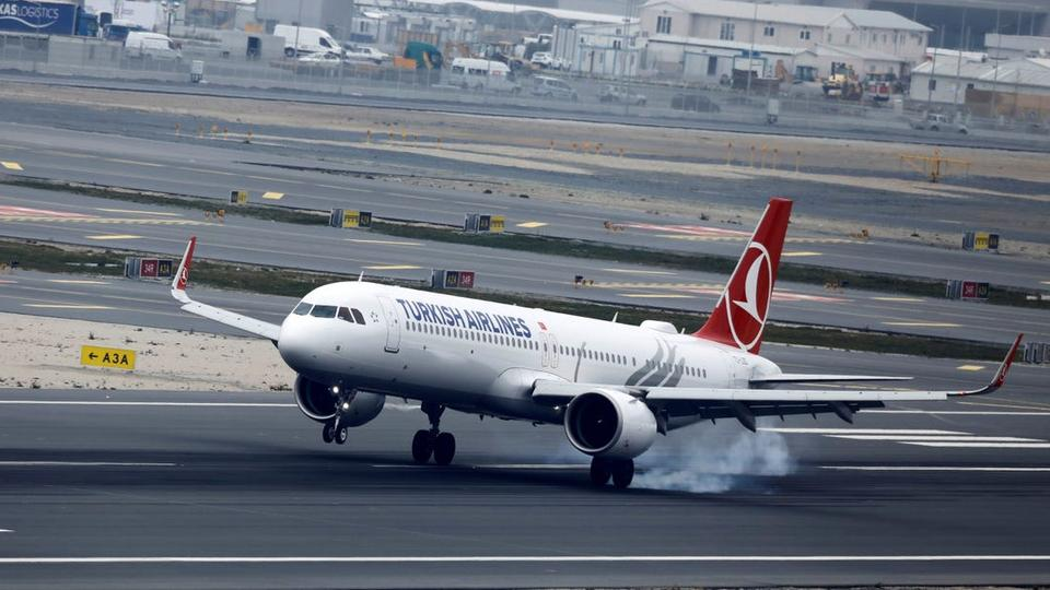 الطيران الدّولي يسجّل هبوطاً قياسياً نسبة 66% في 2020