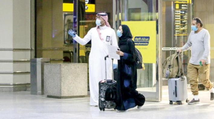 السعودية كورونا