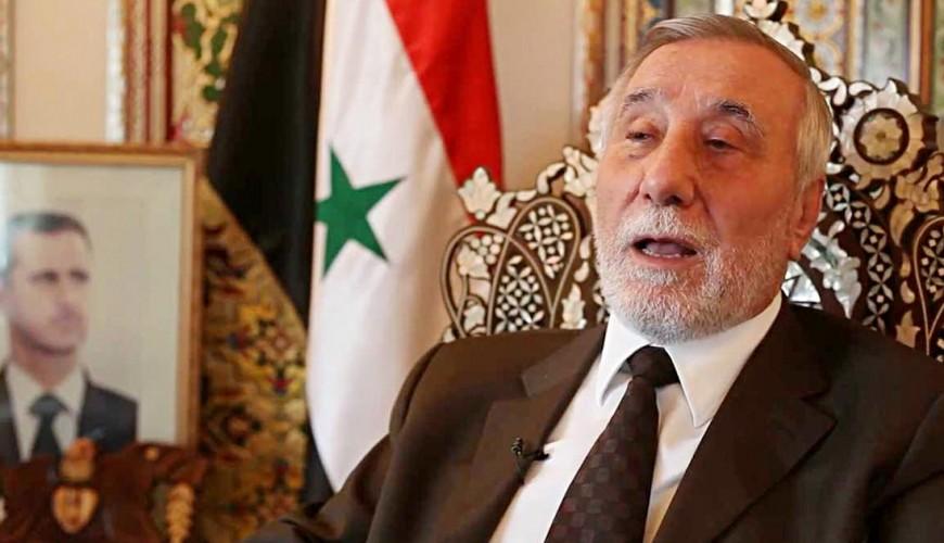 الكورونا ينهي حياة بهجت سليمان سفير النظام السابق في الأردن