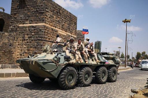 دورية روسية