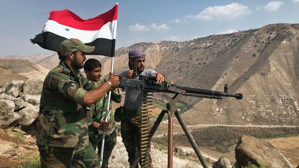 مقتل 12 عنصراً من الفرقة الرابعة في اشتباكات عنيفة بريف درعا