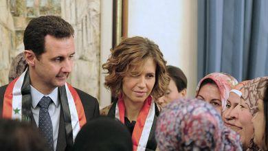 لندن تفتح تحقيقاً لتجريد أسماء الأسد من جنسيتها البريطانية لتحريضها على الإرهاب