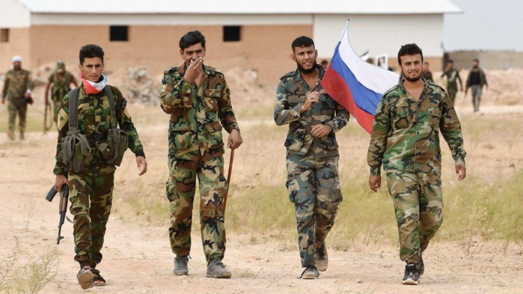 روسيا تجنّد دفعة جديدة من أبناء غوطة دمشق للقتال في ليبيا