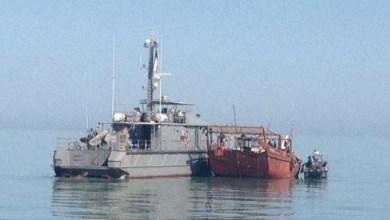 اختطاف سفينة عراقية من قبل قراصنة قرب السواحل الإيرانية