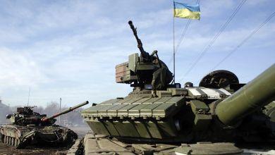 """أوكرانيا تجري مناورات عسكرية مع """"الناتو"""""""