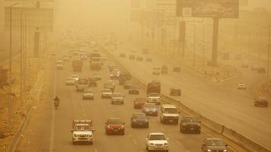 تعرض سورية لكتلة ضخمة من غاز ثاني أوكسيد الكبريت