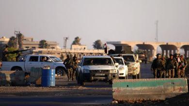مقتل ثلاثة عناصر من الأمن السياسي في درعا