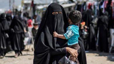 """وزبيكستان تستلم نساء وأطفال """"داعش"""" كانوا متواجدين في سوريا"""