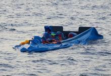 مقتل 130 مهاجراً قبالة سواحل ليبيا إثر غرق قاربهم المطاطي
