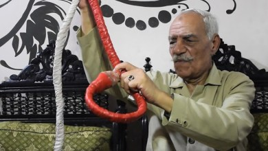 """وفاة """"عشماوي"""" أشهر منفذي أحكام الإعدام على مستوى العالم"""