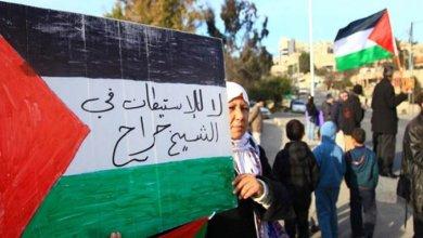 تواصل المواجهات بين فلسطينيين وإسرائيليين في حي الشيخ جراح