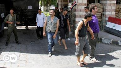 عفو رئاسي من إخراج بشار الأسد قبيل الانتخابات