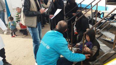 6 وفيات و 39 إصابة بالفيروس في مخيم الهول بالحسكة