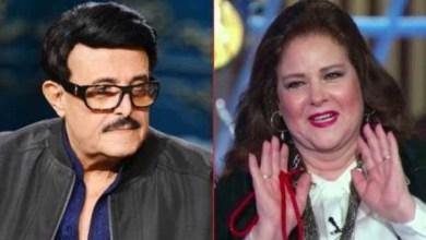 """تدهور الحالة الصحية للفنان """"سمير غانم"""" وزوجته"""" دلال عبد العزيز"""" بسبب إصابتهما بكورونا"""