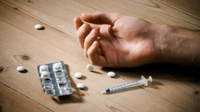 تجاوز عدد المتعاطين للمخدرات في مصر ال10 ملايين شخص