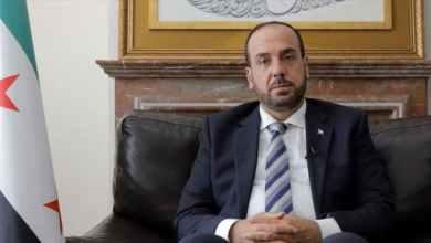 """""""نصر الحريري """" يعلن عدم ترشحه لرئاسة الائتلاف في الانتخابات القادمة"""