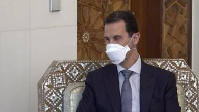 """""""بشار الأسد"""" يتلقى لقاح """"سبوتنيك -في"""" الروسي"""