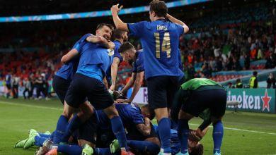 """منتخب إيطاليا يضرب موعداً في الدور ربع النهائي لـ""""يورو 2020"""""""
