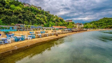 شواطئ خلابة مخصصة للنساء فقط في ولاية إسطنبول