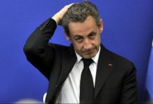 استجواب ساركوزي في قضية نفقات حملته الرئاسية 2012